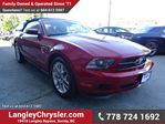 2012 Ford Mustang V6 Premium w/ Heated Seats & Air Coditioning in Surrey, British Columbia
