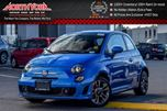 2016 Fiat 500 Turbo Comfort&ConveniencePkg Sat Radio HTD Frnt Seats 16Alloys in Thornhill, Ontario