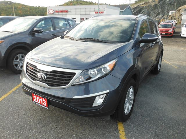 2013 kia sportage lx sudbury ontario car for sale 2606557. Black Bedroom Furniture Sets. Home Design Ideas