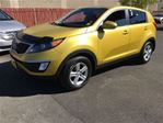 2012 Kia Sportage LX, Manual, Heated Seats in Burlington, Ontario
