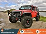 2014 Jeep Wrangler Unlimited Sport in Richmond, British Columbia