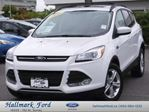 2013 Ford Escape SE FWD 2.0L EcoBoost w Leather, Pano Roof, Tow Pkg in Surrey, British Columbia