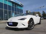 2016 Mazda MX-5 Miata  AUTOMATIC GT 0% FINANCE in Toronto, Ontario