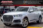 2017 Audi Q7 3.0T Technik Quattro 7-Seater AWD S-Line,Driver Asst+,Luxury,Dynamic Ride Pkgs. Bang&Olufsen Sound in Thornhill, Ontario