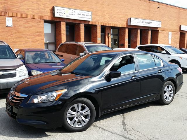 2011 Honda Accord Se Black Check List Auto Sales Wheels Ca