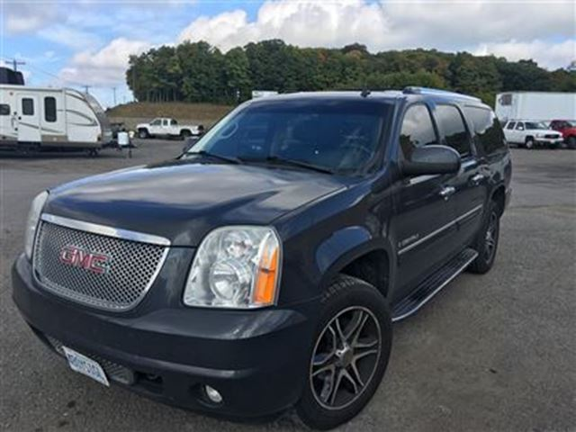 2008 gmc yukon xl denali mint dvd orono ontario used car for sale 2607024. Black Bedroom Furniture Sets. Home Design Ideas