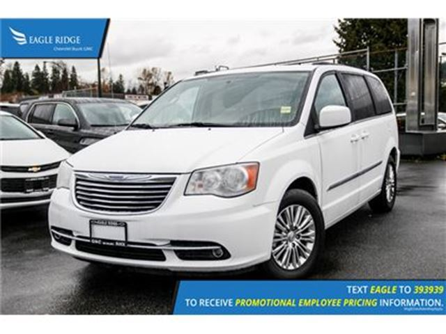2015 CHRYSLER Town and Country Touring-L in Coquitlam, British Columbia