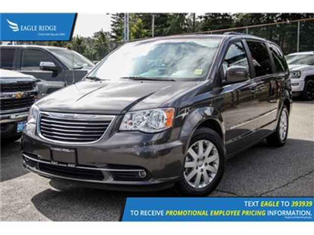 2016 CHRYSLER Town and Country Touring in Coquitlam, British Columbia
