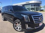 2015 Cadillac Escalade ESV PREMIUM, SUPERCHARGED, DVD in Waterloo, Ontario