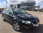 2009 Volkswagen Passat LEATHER, SUNROOF, HEATED SEATS in Waterloo, Ontario