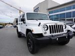 2015 Jeep Wrangler Unlimited Sahara in Richmond, British Columbia