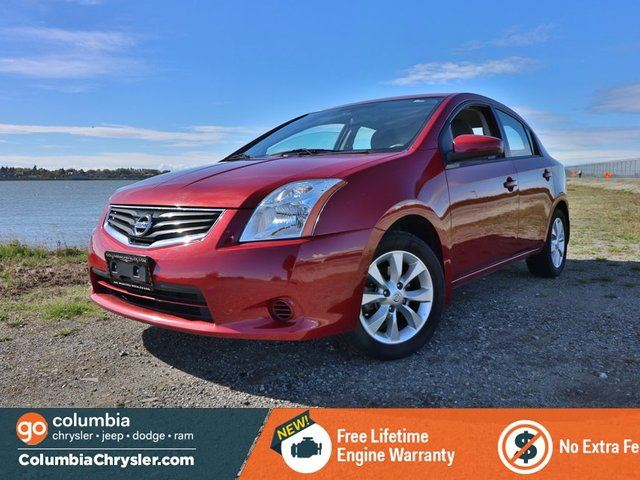 2012 NISSAN SENTRA 2.0 in Richmond, British Columbia