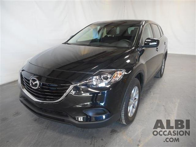 2015 mazda cx 9 gs noir albi le geant mascouche. Black Bedroom Furniture Sets. Home Design Ideas