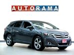 2014 Toyota Venza V6 NAVIGATION BACK UP CAM LEATHER PAN SUNROOF A in North York, Ontario