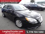 2013 Chrysler 200 LX W/ Power Accessories and A/C in Surrey, British Columbia