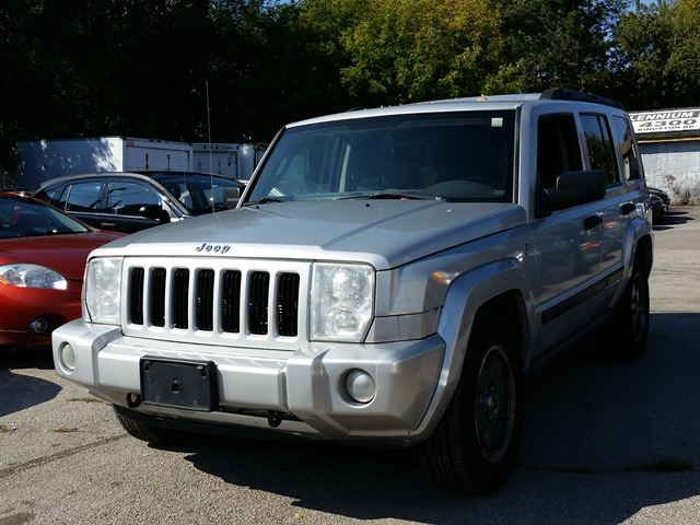 2006 Jeep Commander 7 SEATS-ON SALE FOR ONLY 4485 in Scarborough, Ontario