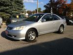 2005 Honda Civic Si-G 5SP COUPE LOADED ROOF  in Ottawa, Ontario