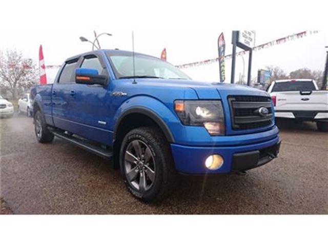 2014 ford f 150 fx4 edmonton alberta used car for sale 2608482. Black Bedroom Furniture Sets. Home Design Ideas