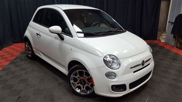 2014 fiat 500 sport calgary alberta used car for sale. Black Bedroom Furniture Sets. Home Design Ideas