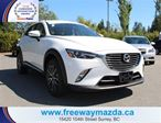 2016 Mazda CX-3 GT-DEMO CLEARANCE in Surrey, British Columbia