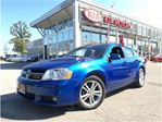 2013 Dodge Avenger SXT - $97.98 BI Weekly, Auto, A/C, KEYLESS in Mississauga, Ontario