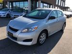 2014 Toyota Matrix AUTOMATIC in Milton, Ontario