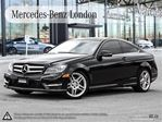 2013 Mercedes-Benz C-Class C350 4MATIC Coupe in London, Ontario