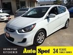 2014 Hyundai Accent GL/LOW, LOW KMS.../PRICED FOR AN IMMEDIATE SALE !/ in Kitchener, Ontario
