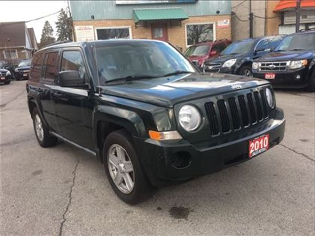 2010 jeep patriot sport 105km awd 2 4l leather hamilton. Black Bedroom Furniture Sets. Home Design Ideas