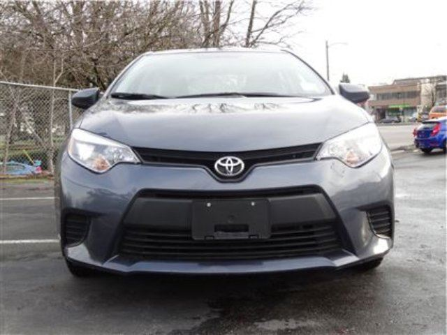 used 2014 toyota corolla ce vancouver. Black Bedroom Furniture Sets. Home Design Ideas