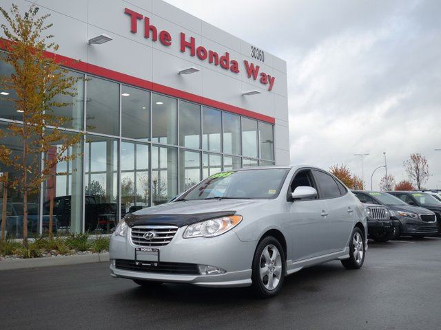 2010 HYUNDAI ELANTRA GLS SPORT- Honda Way Certified in Abbotsford, British Columbia