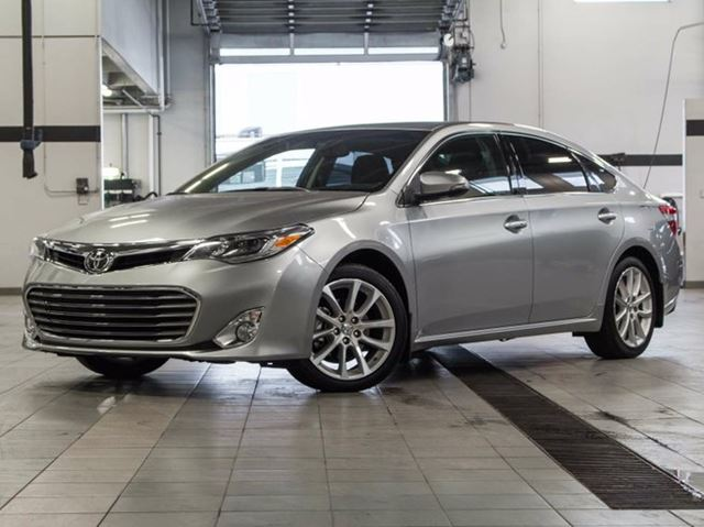 2015 toyota avalon fwd limited with premium package grey lexus of kelowna. Black Bedroom Furniture Sets. Home Design Ideas