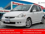 2008 Honda Fit Sport *You Safety, You Save!* in Orangeville, Ontario