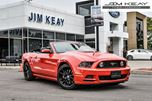 2014 Ford Mustang GT CONVERTIBLE PREMIUM W/ LEATHER & MANUAL in Ottawa, Ontario