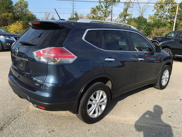 2015 nissan rogue sv faimly tech 3rd row navi smiths falls ontario used car for sale 2608798. Black Bedroom Furniture Sets. Home Design Ideas
