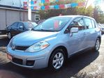 2009 Nissan Versa SL FE+!!!!CRUISE CONTROL!!NEW TIRES!!ONE OWNER!! in Ottawa, Ontario