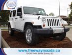 2012 Jeep Wrangler Unlimited Unlimited Sahara in Surrey, British Columbia