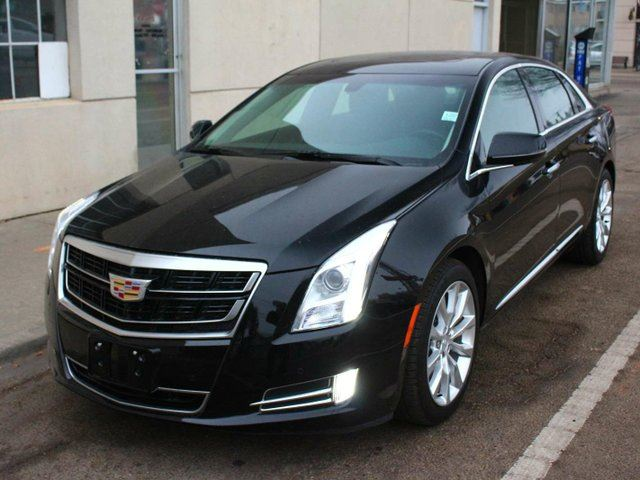2016 cadillac xts awd loaded black on black finance available edmonton alberta used car for. Black Bedroom Furniture Sets. Home Design Ideas
