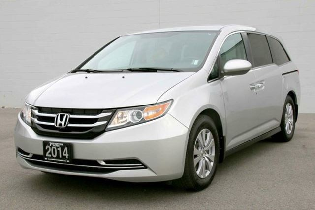 2014 honda odyssey ex passenger van penticton british columbia car for sale 2610436. Black Bedroom Furniture Sets. Home Design Ideas