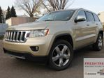 2011 Jeep Grand Cherokee Overland 4x4 - Sunroof - Navigation - Rear Back Up Camera - Heated Seats in Edmonton, Alberta