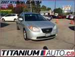 2007 Hyundai Elantra GLS+Sunroof+Heated Seats+New Tires & Brakes+Fogs++ in London, Ontario