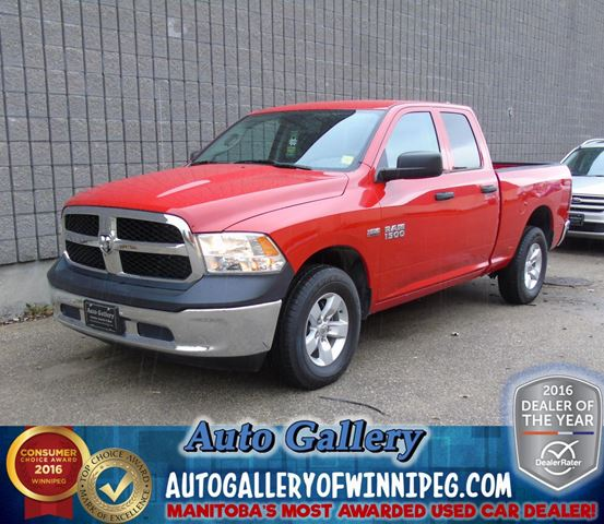 2014 dodge ram 1500 st 4x4 hemi winnipeg manitoba used. Black Bedroom Furniture Sets. Home Design Ideas