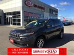 2014 Jeep Cherokee North 4 WHEEL DRIVE!! in Grimsby, Ontario