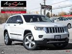 2012 Jeep Grand Cherokee 4WD **OVERLAND** ONLY 86K! TECHNOLOGY PKG **CLN CARPR* in Scarborough, Ontario