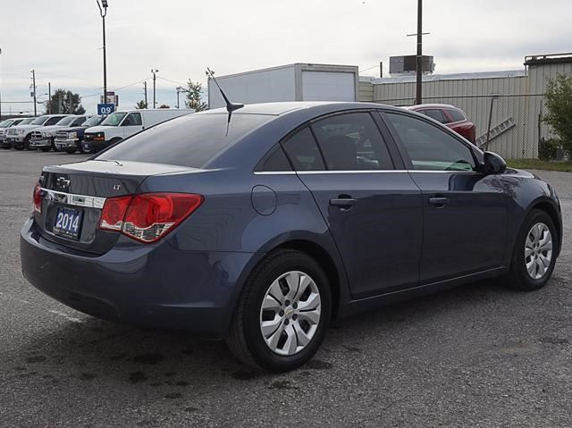 used 2014 chevrolet cruze 4 cy 1lt peterborough. Black Bedroom Furniture Sets. Home Design Ideas