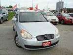 2007 Hyundai Accent GLS Only 129km Rust Free in Cambridge, Ontario