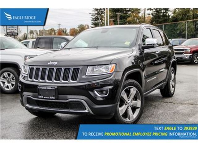 2015 jeep grand cherokee limited coquitlam british columbia used car for sale 2610760. Black Bedroom Furniture Sets. Home Design Ideas