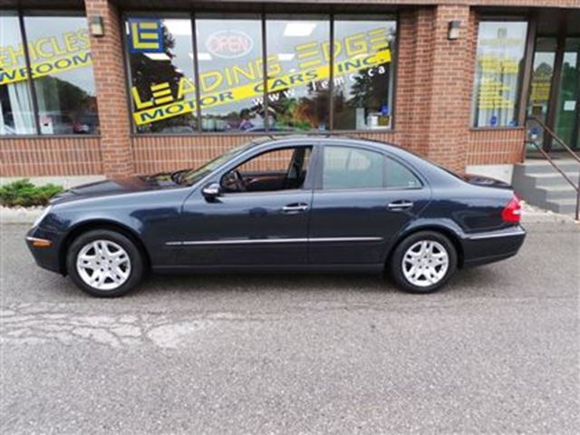 2003 mercedes benz e class woodbridge ontario used for 2003 mercedes benz e class sedan