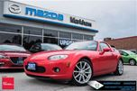 2007 Mazda MX-5 Miata  GX MT AC SOFTOP WITH HARDTOP CLEAN CAR in Markham, Ontario