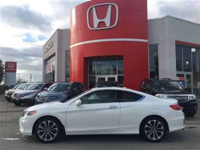 2013 Honda Accord EX-L w/Navi in Maple Ridge, British Columbia